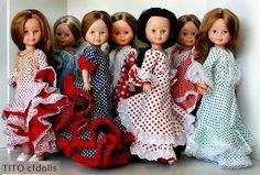 Ag Dolls, Cute Dolls, Girl Dolls, Nancy Doll, Spanish Girls, Doll Costume, Diy Doll, Couture, Paper Dolls