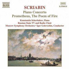 """Del álbum """"Piano Concerto / Prometheus / Preludes"""" por Alexander Scriabin en Napster"""