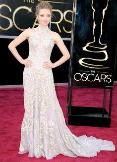 Oscars 2013 Amanda Seyfried