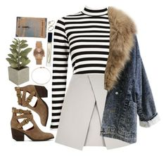"""""""several"""" by happystranger ❤ liked on Polyvore featuring Bik Bok, River Island, Jeffrey Campbell, Wouters & Hendrix Gold, Crate and Barrel, Marc Jacobs, Topshop and ASOS"""