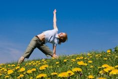 5 Yoga Poses to Fight Seasonal Allergies