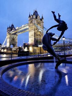 Danijela Živković - Google+ - Tower Bridge, London
