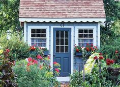 17 She Sheds We Want to Live in Right This Second