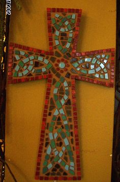 Mosaic cross                                                                                                                                                                                 More