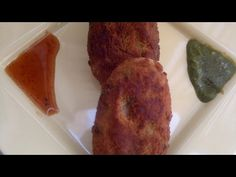 Crispy Vegetable Cutlets Recipe by Healthy Kadai - YouTube