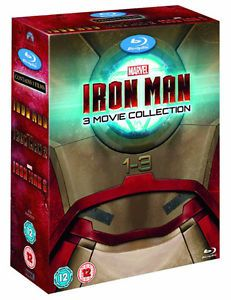 Additional Information from Movie Mars Product Description This special collection of Marvel's IRON MAN franchise brings together all three films for ... #collection #movie #iron