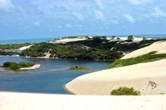 O Paradisíaco Parque Das Dunas, Em Natal. http://www.benitabrasil.com/viagem-noite/paradisiaco-parque-dunas-natal/