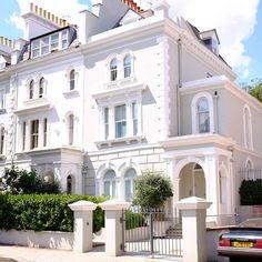 London, Notting Hill#housegoals ——————————————————––––––––––––– #Thisislondon #mylondon #homeinspo