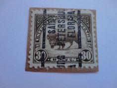 30 Historical USA Postage Stamp