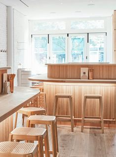 i've got a real hankering for sushi, so this week we're popping into NYC's West Village latest sweet spot, nami nori, with its sleek, modern design lines. Cashmere Beanie, Warm And Cozy, Modern Design, Minimalist, How To Wear, Home Decor, Pretty, Cafes, Homemade Home Decor