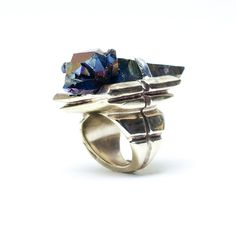 Andy Lifschutz- ridiculous, absurdly great, gigantic rock cocktail rings