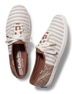 Keds® are a classic! They're just as comfortable as they are cute!