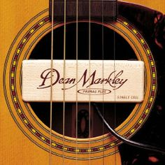 Dean Markley Pro Mag Plus Acoustic Guitar Pickup by Dean Markley. $31.99. Dean Markley's ProMag Plus acoustical pickup has become an industry standard. ProMag's perfect balance and maple wood housing give it that smooth, high-end response that you want from an acoustical pickup. ProMag is unsurpassed. Being a single coil pickup, the ProMag Plus? has bell-like harmonics that sing like no other acoustical pickup. ProMag has gained recognition as the finest sounding a...