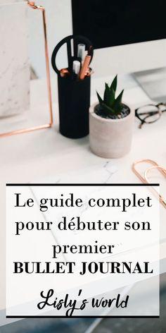 Bullet Journal En Français, French Lifestyle, Messages, Coin, Bujo, Scrapbook, Business, Journal Ideas, Notebooks