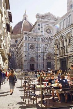 Duomo in Florence, Italy. Rolf and I loved Florence and want to go back soon. Places Around The World, The Places Youll Go, Travel Around The World, Places To See, Around The Worlds, Dream Vacations, Vacation Spots, Wonderful Places, Beautiful Places