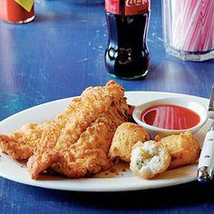 Nashville-Style Hot Catfish
