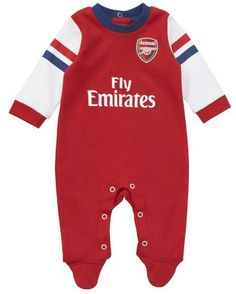 3a891f162 NEW IN - Arsenal Core Kit Sleepsuit Football Outfits