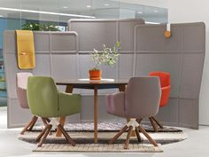 Haworth Showroom NeoCon 2016