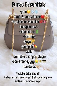 - 👛𝕡𝕦𝕣𝕤𝕖 𝕖𝕤𝕤𝕖𝕟𝕥𝕚𝕒𝕝𝕤💁🏽♀… 👛𝕡𝕦𝕣𝕤𝕖… - hacks for teens girl should know acne eyeliner for hair makeup skincare Life Hacks For School, Girl Life Hacks, Girls Life, Life Hacks Every Girl Should Know, School Tips, Schul Survival Kits, Survival Prepping, Survival Skills, Survival Bow