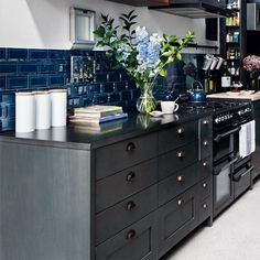 Kitchen   Take a tour around a five-storey townhouse in London   Reader home   PHOTO GALLERY   Livingetc