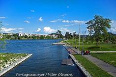Parque Verde do Mondego - Coimbra - Portugal
