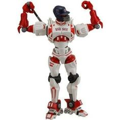 BOSTON RED SOX Sports Robot Cleatus