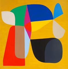 © Stephen Ormandy ~ Unsquare Dance ~ 2014 oil on linen at Olsen Irwin Gallery Sydney Australia
