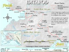 The Iditarod: A Homeschool Unit Study The 2014 race starts March 1st.  We are already preparing for it.