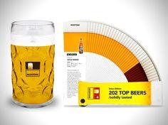 pantone cores de cerveja