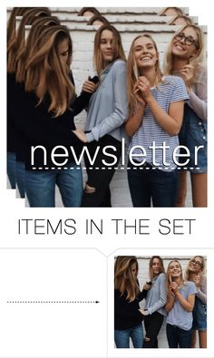 """""""weekly newsletter ☼ lauren"""" by sunlight-path-academy ❤ liked on Polyvore featuring art"""