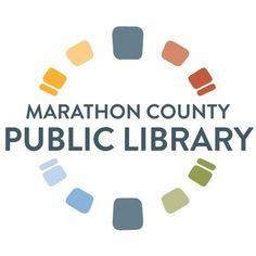 Marathon County Public Library - Wausau Headquarters in Wausau, WI Library Logo, Mary Johnson, Marathon, Wisconsin, Public, Logos, Duct Tape, Logo Ideas, Design
