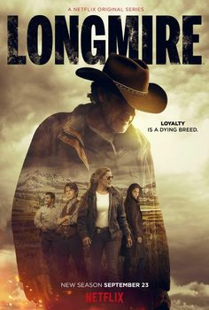 Lou Diamond Phillips, Katee Sackhoff, Robert Taylor, Cassidy Freeman, and Adam Bartley in Longmire (2012)