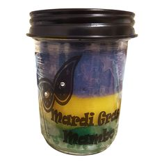 Enjoy Mardi Gras with this themed mason jar candle! Delicious smells of our #1 selling scent, Amy's Vanilla Sugar Cookie™. The scent was inspired by Amy's mama's fresh-baked sugar cookies with sweet vanilla icing. Click the photo to shop today!
