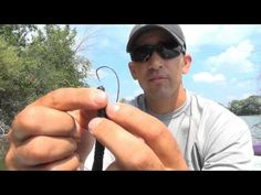 I will teach you all about rubber worms, hooks selection, color selection, how, and where to fish the most productive bass fishing bait on the market. Strongest Fishing Knots, Best Fishing Knot, Best Fishing Lures, Fishing Rigs, Fly Fishing Rods, Bass Fishing Bait, Bass Fishing Tips, Fishing Stuff, Free Fishing Gear