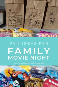 A fun family movie night is a great way to have a hang out in the middle of summer vacation - but here are a few ways to make it more special!