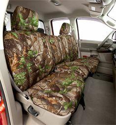 Wet Okole RealTree Camo Neoprene Seat Covers
