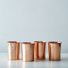 Copper Cups on Food52