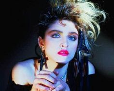 68. Huge Earrings - 80 Greatest '80s Fashion Trends | Complex