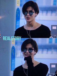 150707 Taemin - Incheon International Airport