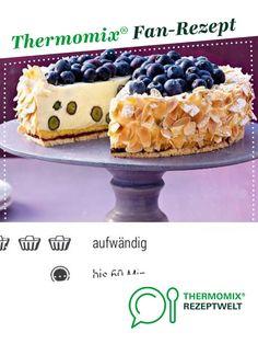 Heidelbeer-Vanillecreme-Torte (Dr.Oetker) von Anna-Freud. Ein Thermomix ® Rezept aus der Kategorie Backen süß auf www.rezeptwelt.de, der Thermomix ® Community.
