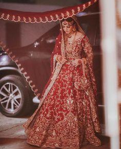 Beautiful Indian Brides, Beautiful Pakistani Dresses, Pakistani Formal Dresses, Most Beautiful Wedding Dresses, Pakistani Wedding Outfits, Pakistani Wedding Dresses, Pakistani Dress Design, Pakistani Bridal Couture, Indian Bridal