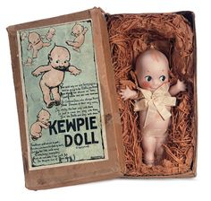 Boxed-in Kewpie - Theriault's Antique Doll Auctions