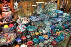Kapalı Çarşı / Grand Bazaar. by tankersleyemily, via Flickr