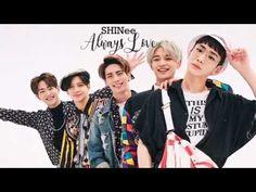 SHINee - Always Love lyrics Shinee Albums, English Translation, Try Again, Lyrics, Japanese, Concert, Music, Youtube, Movie Posters