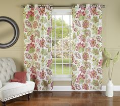 Take a look at this Opal Tessa Curtain Panel - Set of Two today!