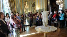 La Embajada de Francia abrió sus puertas al público para mostrar por primera vez su sede en el Palacio Ortiz Basualdo, un edificio emblemático de Buenos Aires construido en pleno corazón de Recoleta y enteramente renovado, tras quince meses de refacciones. (Télam)