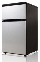 A Great College Idea For Students - Midea College Fridge with Freezer - 3.1 Cu Ft