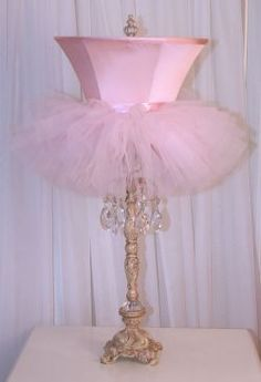 What an absolutely cute idea! May have to try this if I do a ballerina bedroom for my granddaughters.