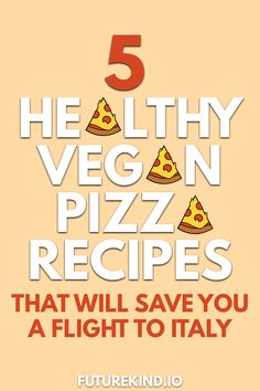 Theres nothing tastier than a healthy vegan pizza except maybe 5 healthy vegan pizza recipes to choose from Love italian pizza Weve got you covered Dont worry this is how. Best Nutrition Apps, Cottage Cheese Nutrition, Coconut Milk Nutrition, Kids Nutrition, Nutrition Guide, Vegan Pizza Recipe, Delicious Vegan Recipes, Pizza Recipes, Vegan Recipes