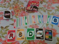 Uno (card game) - Wikipedia, the free encyclopedia
